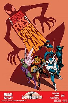 Обложка The Superior Foes of Spider-Man №1.jpg