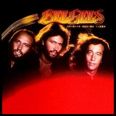 Обложка альбома Bee Gees «Spirits Having Flown» (1979)
