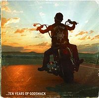 Обложка альбома Godsmack «Good Times, Bad Times... Ten Years of Godsmack» (2007)