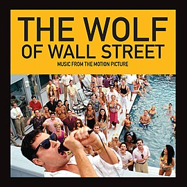 Обложка альбома различных исполнителей «The Wolf of Wall Street: Music from the Motion Picture» (2013)