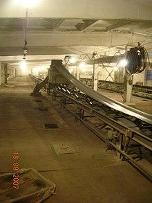 Надсилосный этаж элеватора нижегородский элеватор