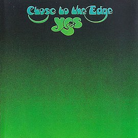 Обложка альбома Yes «Close to the Edge» (1972)