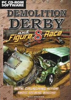 Demolition Derby & Figure 8 Race Front Cover.JPG