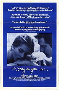 Stay As You Are Kinski poster.jpg