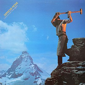 Обложка альбома Depeche Mode «Construction Time Again» (1983)
