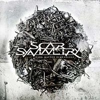 Обложка альбома Scar Symmetry «Dark Matter Dimensions» (2009)