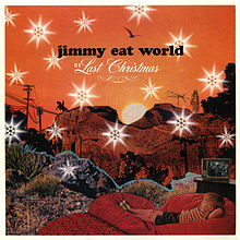 Обложка альбома Jimmy Eat World «Last Christmas» (1991)
