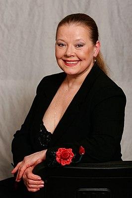 Людмила Петровна Сенчина (29 декабря 2005 года)