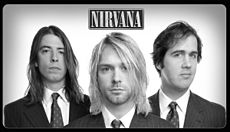 Обложка альбома Nirvana «With the Lights Out» (2004)