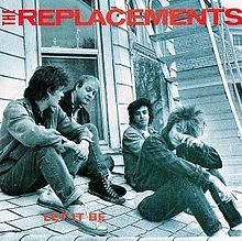 Обложка альбома The Replacements «Let It Be» (1984)