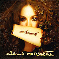 Обложка сингла «Underneath» (Alanis Morissette, (2008))