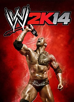 Take-Two acquire WWE video game license - WWE 2K14 256px-%D0%9E%D0%B1%D0%BB%D0%BE%D0%B6%D0%BA%D0%B0_WWE_2K14