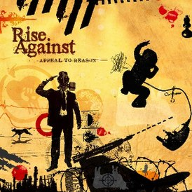 Обложка альбома Rise Against «Appeal to Reason» (2008)