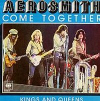 Обложка сингла «Come Together» (Aerosmith, 1978)