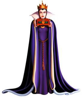фото королева злая