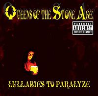 Обложка альбома Queens of the Stone Age «Lullabies to Paralyze» (2005)