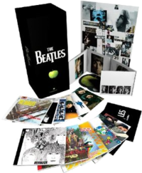 Обложка альбома The Beatles «The Beatles Stereo Box Set» (2009)