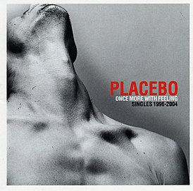 Обложка альбома Placebo «Once More With Feeling: Singles 1996-2004» (2004)