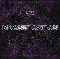 Обложка альбома Yes «Magnification» (2001)