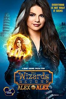 «Кино Волшебники Из Вэйверли Плэйс Алекс Против Алекс» — 2011