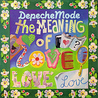 Обложка сингла «The Meaning of Love» (Depeche Mode, 1982)