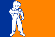 Flag of Orania, Northern Cape.png