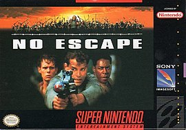 No Escape (game).jpg