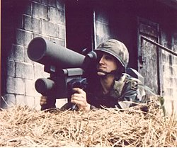 Texas Instruments prototype infrared-homing anti-tank missile system with FPA seeker.jpg