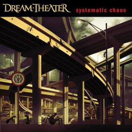Обложка альбома Dream Theater «Systematic Chaos» (2007)