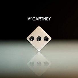 Обложка альбома Пола Маккартни «McCartney III» (2020)