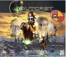 Outcast box art