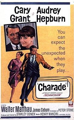 Кино: американское и не только - Страница 2 246px-Charade_DVD_cover