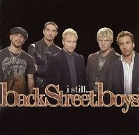 Обложка сингла «I Still» (Backstreet Boys, 2005)