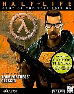 Обложка для Half-Life
