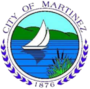 Martinez, California seal.png