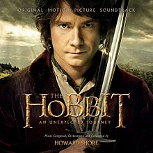 Обложка альбома  «The Hobbit: An Unexpected Journey» ()