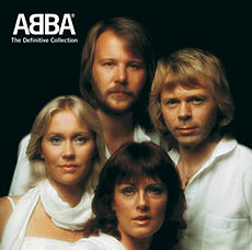 Обложка альбома ABBA «The Definitive Collection» (2001)