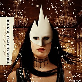Обложка альбома Thousand Foot Krutch «Welcome to the Masquerade» (2009)