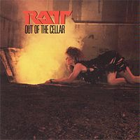 Обложка альбома Ratt «Out of the Cellar» (1984)