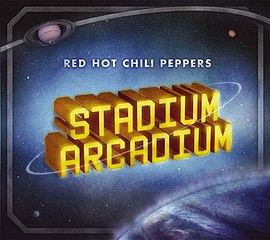 Обложка альбома Red Hot Chili Peppers «Stadium Arcadium» (2006)