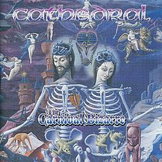 Обложка альбома Cathedral «The Carnival Bizarre» (1995)