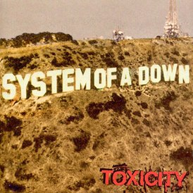 Обложка альбома System of a Down «Toxicity» (2001)