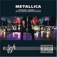 Metallica С Симфоническим Оркестром Альбом
