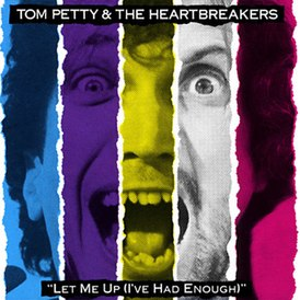 Обложка альбома Tom Petty and the Heartbreakers «Let Me Up (I've Had Enough)» (1987)