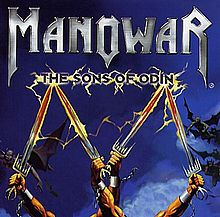 Обложка альбома Manowar «The Sons of Odin» (2006)