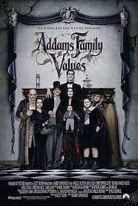 «Ценности Семейки Аддамс» / 1993