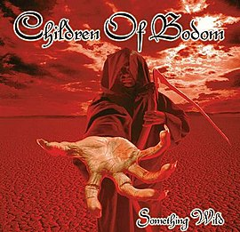 Обложка альбома Children of Bodom «Something Wild» (1997)