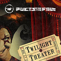 Обложка альбома Poets of the Fall «Twilight Theater» (2010)