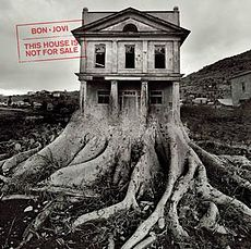 Обложка альбома Bon Jovi «This House Is Not for Sale» (2016)
