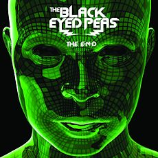 Обложка альбома The Black Eyed Peas «The E.N.D.» (2009)